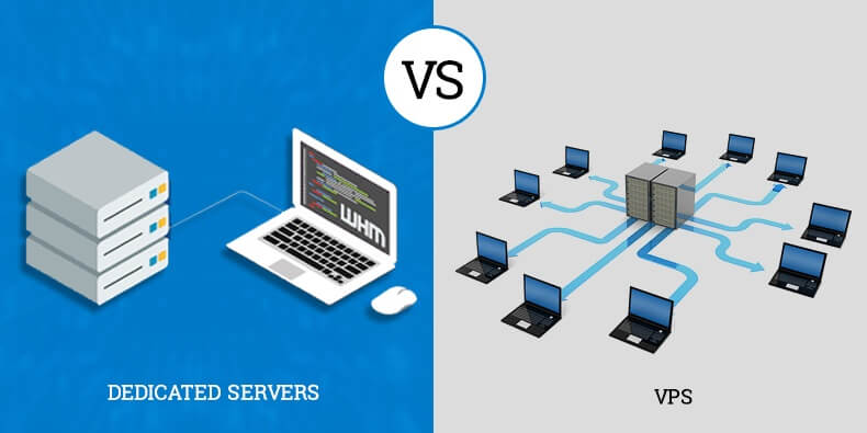 Dedicated Server vs VPS Hosting: Which One Should You Get?