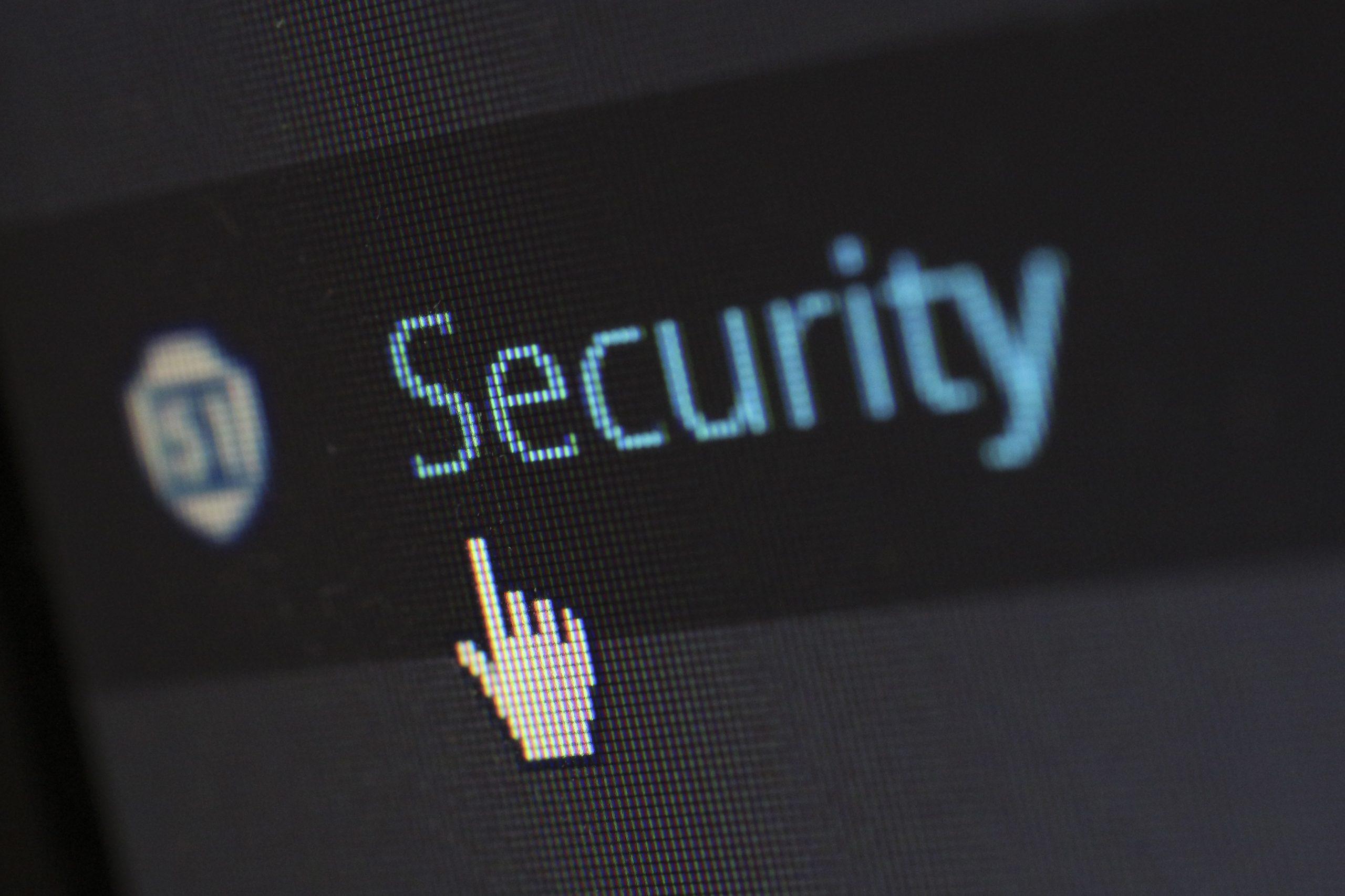 dedicated server security